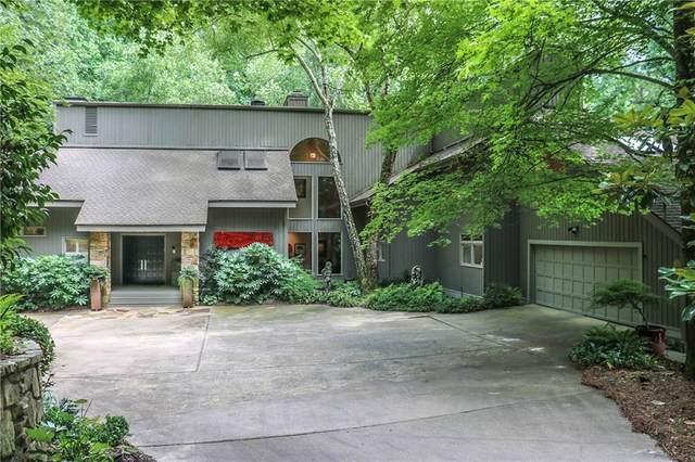 27 W Wesley Ridge NW, Atlanta, GA 30305 (MLS #6748873) :: The Hinsons - Mike Hinson & Harriet Hinson