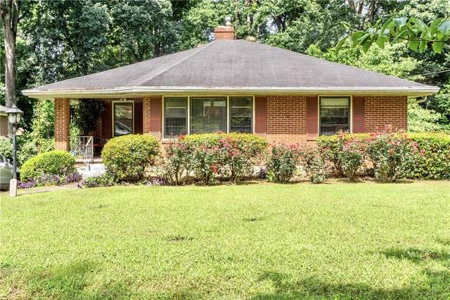 907 Stratford Road, Avondale Estates, GA 30002 (MLS #6748876) :: The Hinsons - Mike Hinson & Harriet Hinson