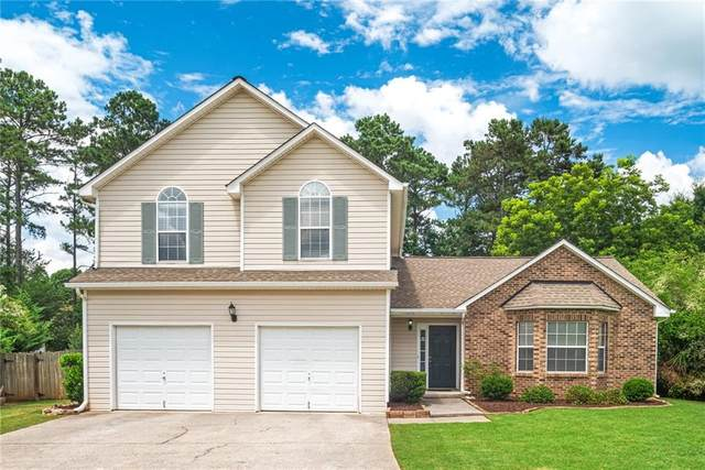 28 Bentgrass Court, Dallas, GA 30157 (MLS #6748881) :: The Heyl Group at Keller Williams