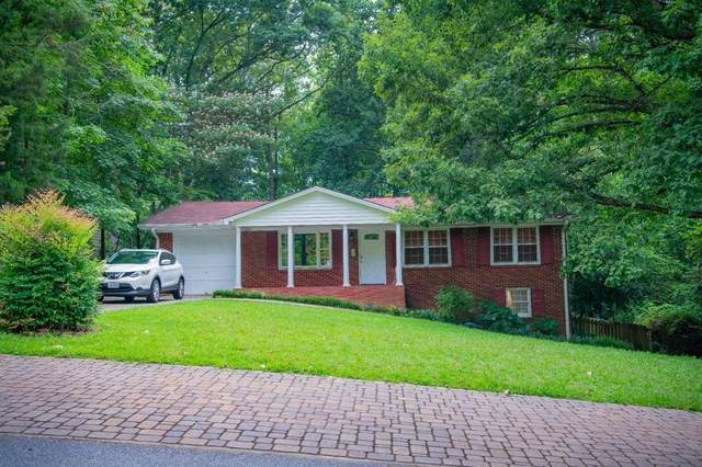 397 Karen Drive, Alpharetta, GA 30009 (MLS #6748885) :: North Atlanta Home Team