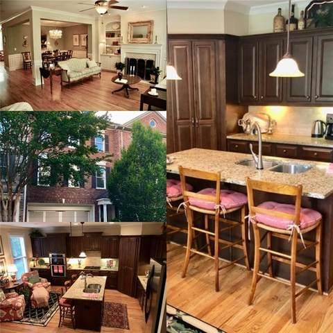 11225 Calypso Drive, Alpharetta, GA 30009 (MLS #6748886) :: Tonda Booker Real Estate Sales