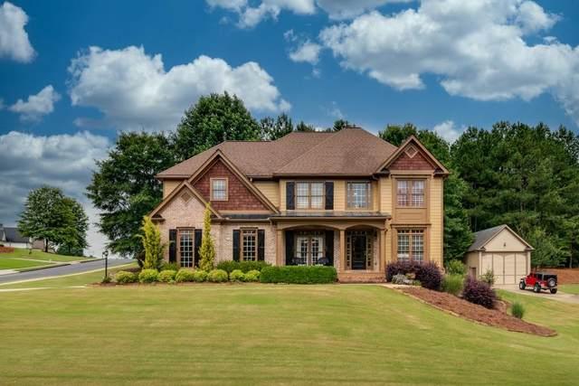 538 Richmond Place, Loganville, GA 30052 (MLS #6748893) :: North Atlanta Home Team