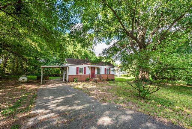 3245 Baker Road NW, Acworth, GA 30101 (MLS #6748904) :: Charlie Ballard Real Estate