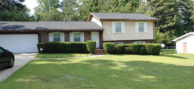 5918 Pine Hurst Way, Douglasville, GA 30135 (MLS #6748905) :: KELLY+CO