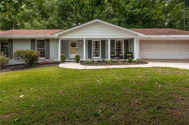 149 Club Circle, Stockbridge, GA 30281 (MLS #6748920) :: The Butler/Swayne Team