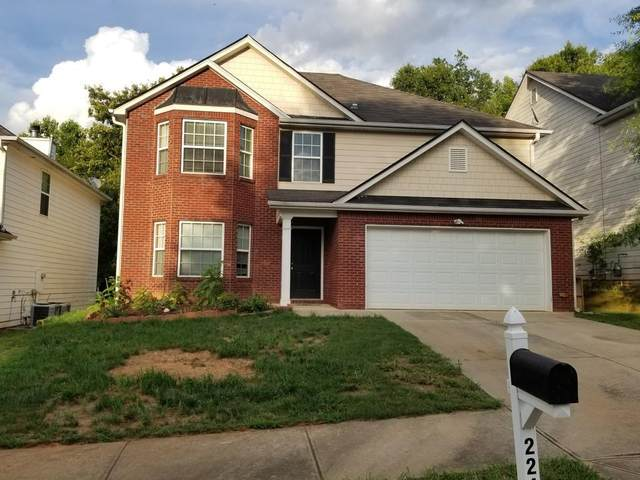 2249 Pine View Trail, Ellenwood, GA 30294 (MLS #6748943) :: The Hinsons - Mike Hinson & Harriet Hinson