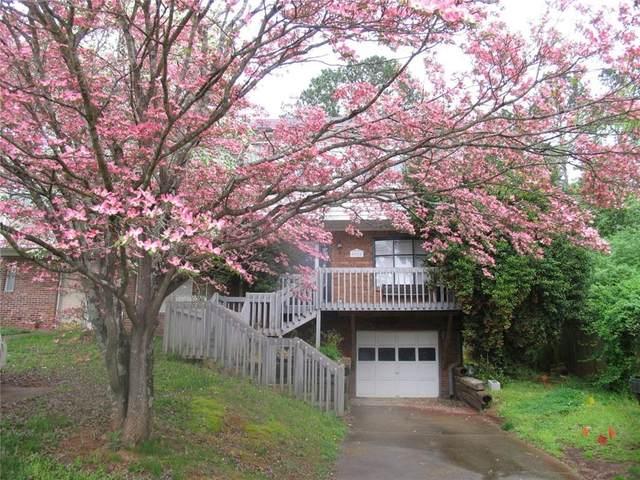 5020 Sand Wedge Circle NW, Kennesaw, GA 30144 (MLS #6748975) :: Kennesaw Life Real Estate