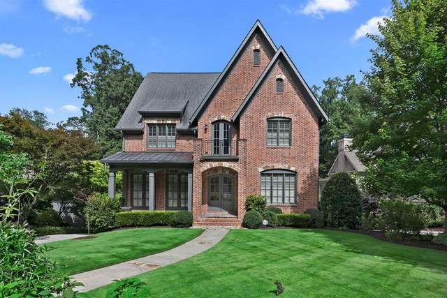 2668 Ellwood Drive NE, Atlanta, GA 30305 (MLS #6748986) :: RE/MAX Paramount Properties