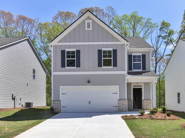 5743 Turnstone Trail, Flowery Branch, GA 30542 (MLS #6748991) :: North Atlanta Home Team
