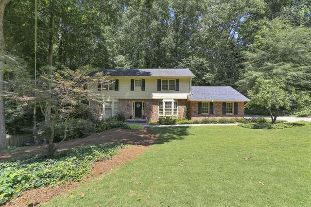 3966 Bonnington Court, Brookhaven, GA 30341 (MLS #6749022) :: The Zac Team @ RE/MAX Metro Atlanta