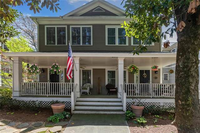 823 Edgewood Avenue NE B, Atlanta, GA 30307 (MLS #6749035) :: Path & Post Real Estate