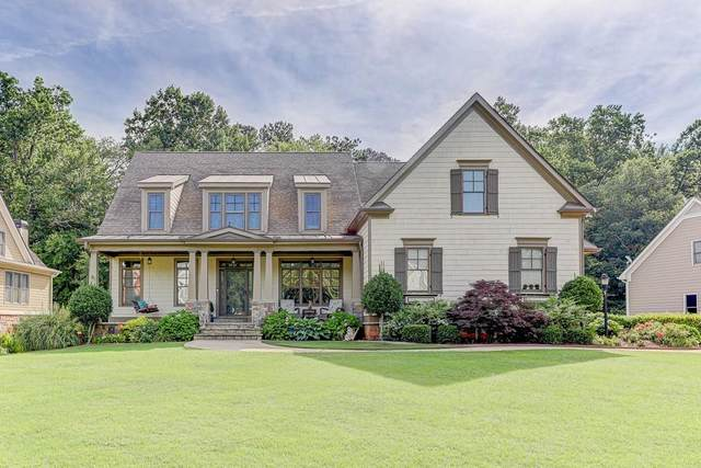 1215 Oakleigh Valley Drive, Powder Springs, GA 30127 (MLS #6749049) :: North Atlanta Home Team