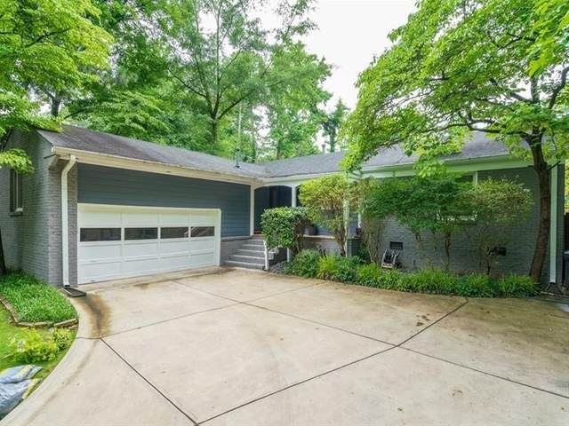 1386 Valley View Road, Dunwoody, GA 30338 (MLS #6749094) :: Kennesaw Life Real Estate