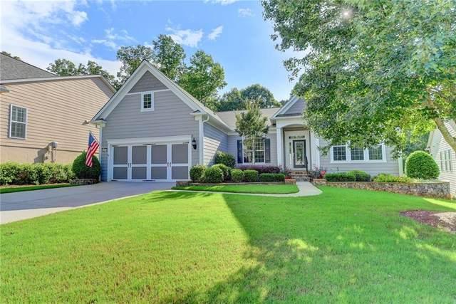 6331 Thunder Ridge Circle, Hoschton, GA 30548 (MLS #6749100) :: North Atlanta Home Team