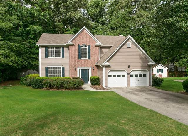 2118 Galleon Way, Dacula, GA 30019 (MLS #6749117) :: RE/MAX Prestige