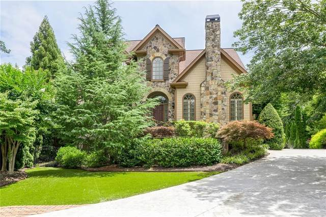 2130 Kensington Gates Drive NW, Kennesaw, GA 30152 (MLS #6749142) :: RE/MAX Paramount Properties