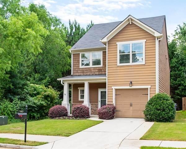 4801 Parke Haven Way, Acworth, GA 30101 (MLS #6749148) :: Kennesaw Life Real Estate