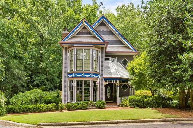 4610 Brierwood Place, Dunwoody, GA 30360 (MLS #6749163) :: Kennesaw Life Real Estate