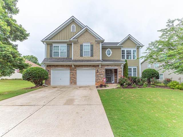 411 Juniper Court, Canton, GA 30115 (MLS #6749165) :: Path & Post Real Estate
