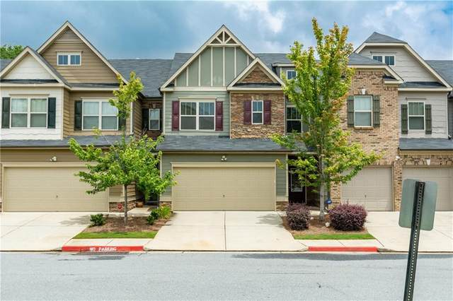 1550 Silvaner Avenue NW #20, Kennesaw, GA 30152 (MLS #6749169) :: The Heyl Group at Keller Williams