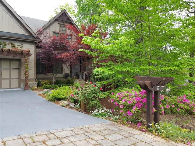67 Chula Drive, Big Canoe, GA 30143 (MLS #6749204) :: Charlie Ballard Real Estate