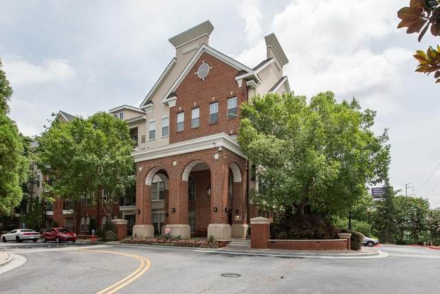 1850 Cotillion Drive #4214, Atlanta, GA 30338 (MLS #6749206) :: The Heyl Group at Keller Williams