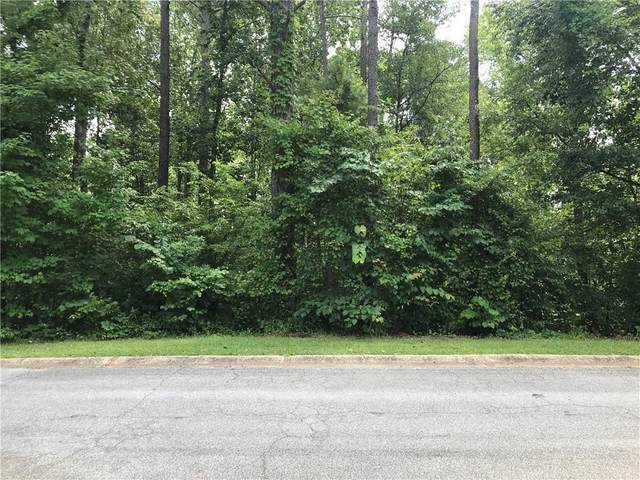 0 Watson Drive, Dallas, GA 30132 (MLS #6749220) :: Thomas Ramon Realty