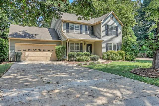 3991 Verbena Court NW, Kennesaw, GA 30144 (MLS #6749221) :: The Zac Team @ RE/MAX Metro Atlanta