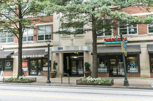 800 Peachtree Street #8208, Atlanta, GA 30308 (MLS #6749224) :: The Zac Team @ RE/MAX Metro Atlanta