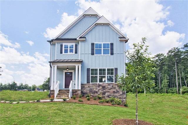 3232 Columbia Oaks Way, Decatur, GA 30032 (MLS #6749237) :: RE/MAX Prestige