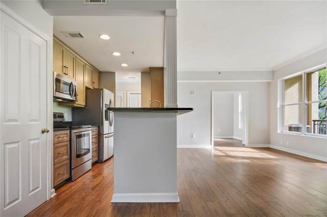 1101 Juniper Street NE #71, Atlanta, GA 30309 (MLS #6749245) :: Good Living Real Estate
