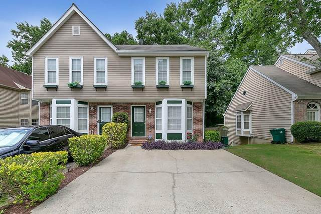 5180 Laurel Bridge Court SE, Smyrna, GA 30082 (MLS #6749261) :: The Heyl Group at Keller Williams