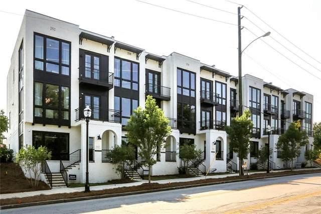 2532 Appleden Place NE #11, Brookhaven, GA 30319 (MLS #6749263) :: Kennesaw Life Real Estate