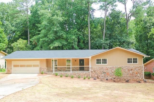 4438 Riverwood Circle, Decatur, GA 30035 (MLS #6749275) :: The North Georgia Group