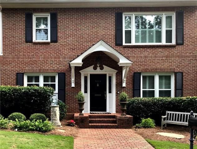 3824 Courtyard Drive SE, Atlanta, GA 30339 (MLS #6749282) :: North Atlanta Home Team
