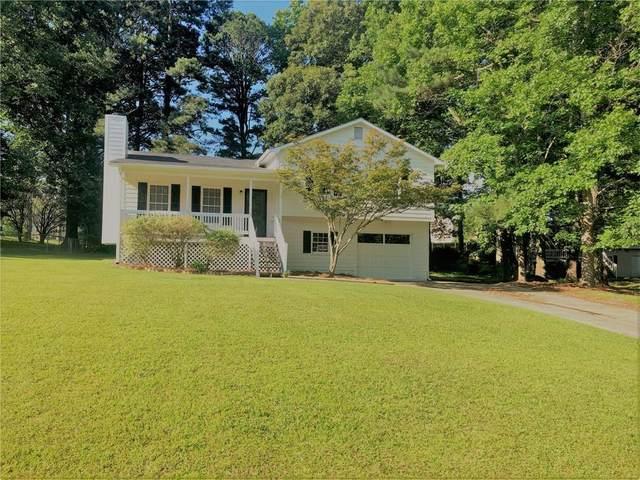96 Meadowbrook Lane, Dallas, GA 30157 (MLS #6749314) :: Rich Spaulding