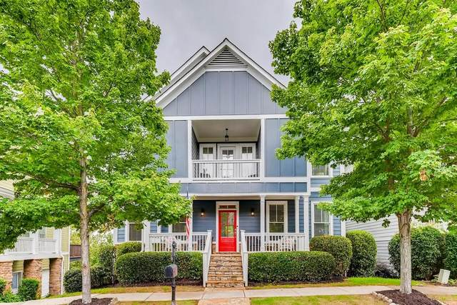1732 Barfield Run NW, Atlanta, GA 30318 (MLS #6749335) :: The Heyl Group at Keller Williams
