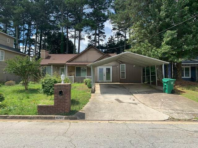 6227 Creekford Drive, Lithonia, GA 30058 (MLS #6749356) :: The Heyl Group at Keller Williams