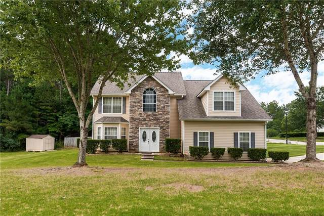 3605 Village Parkway, Douglasville, GA 30135 (MLS #6749388) :: North Atlanta Home Team