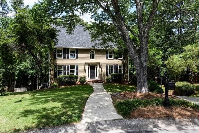 600 Lenox Woods Court, Marietta, GA 30068 (MLS #6749393) :: Kennesaw Life Real Estate