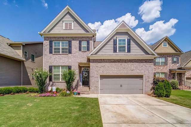 202 South Village Square, Canton, GA 30115 (MLS #6749448) :: The North Georgia Group