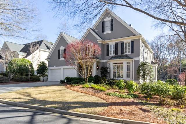 205 Woodchase Close, Sandy Springs, GA 30319 (MLS #6749457) :: Todd Lemoine Team