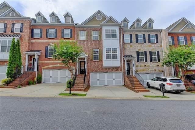 6087 Tennyson Park Way, Peachtree Corners, GA 30092 (MLS #6749470) :: Good Living Real Estate