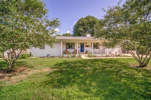 150 Cartersville Street, Ball Ground, GA 30107 (MLS #6749474) :: Path & Post Real Estate