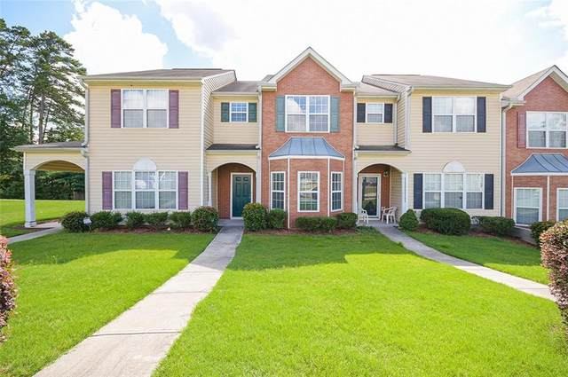 3150 Oakley Place, Union City, GA 30291 (MLS #6749480) :: Path & Post Real Estate