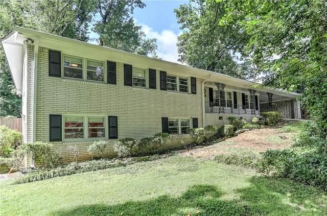 2993 Belingham Drive NE, Atlanta, GA 30345 (MLS #6749481) :: AlpharettaZen Expert Home Advisors