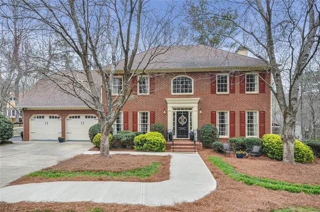 3825 Fenway Crossing, Marietta, GA 30062 (MLS #6749485) :: North Atlanta Home Team
