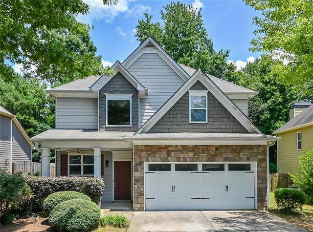 4486 Hamby Pond Place NW, Acworth, GA 30102 (MLS #6749495) :: Charlie Ballard Real Estate
