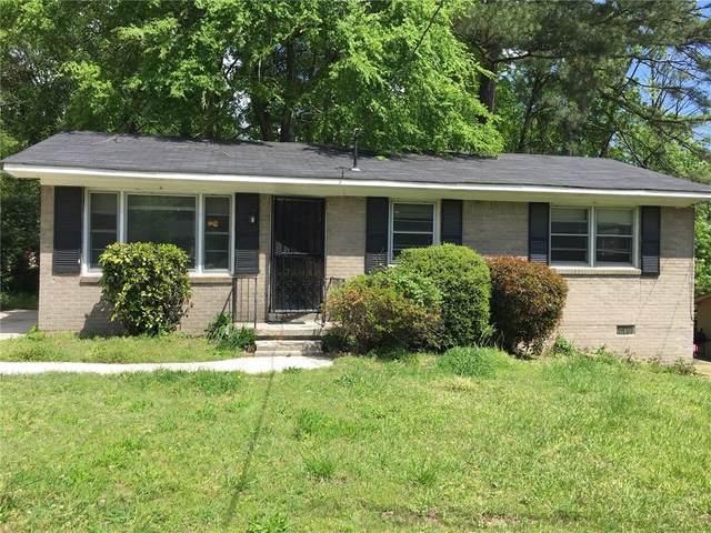 3526 Eisenhower Circle SE, Atlanta, GA 30354 (MLS #6749523) :: KELLY+CO