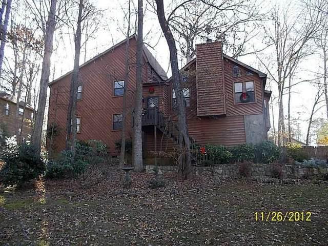 2849 Forest Wood Drive NE, Marietta, GA 30066 (MLS #6749530) :: The Cowan Connection Team